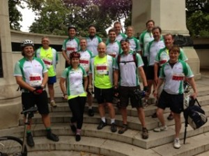 Charity cyclists invite IBM i fans along for the ride