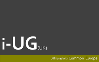 Register your place at i-UG's final meeting of 2017