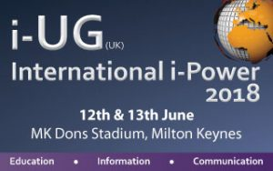 Andy Youens' workshop at International i-Power